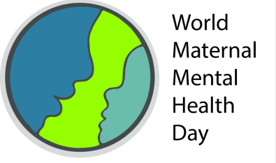 World Maternal Mental Health Day image