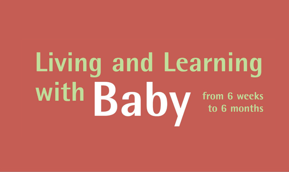 Link to online registration for Living & Learning with Baby