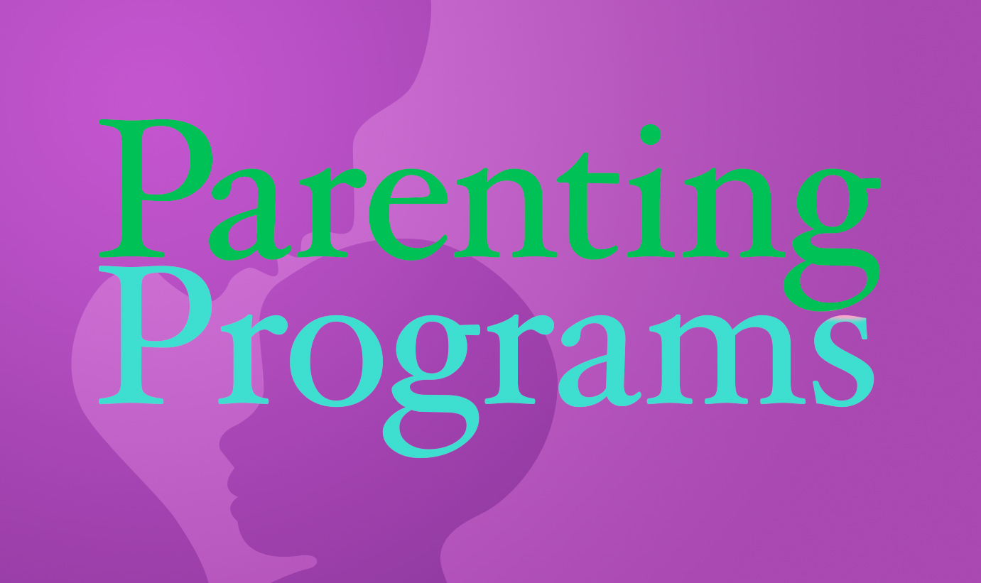 Parenting programs button