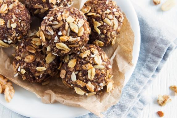 energy granola bites