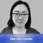 Author Ene-Hee Chung