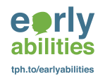Early Abilities logo and website
