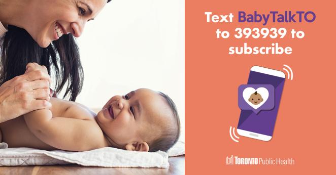 BabyTalkTO ad